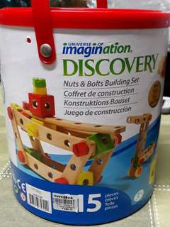 Universe of imagination Discovery