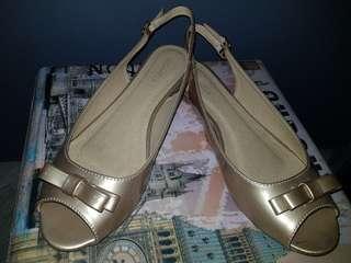 Champagne Michaela shoes
