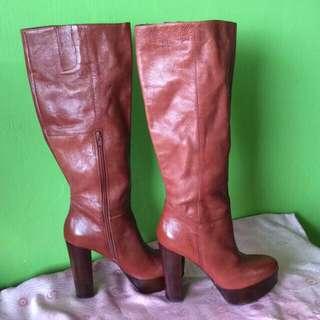 Nine West Long Boots