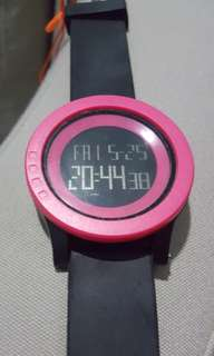 Black-pink Watch