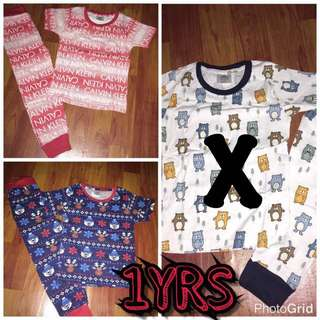 UNISEX PYJAMAS FOR KIDS