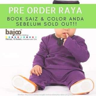 ROMPER baby for RAYA