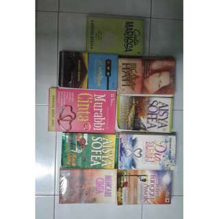 NOVEL PRELOVED