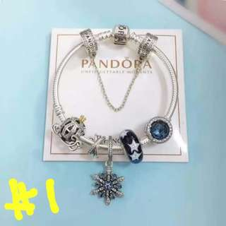 5 Design of Pandora Bracelet