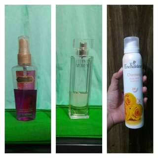 Take all Authentic perfumes