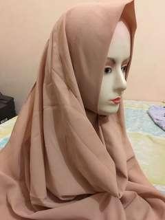 Jilbab instan OSHI (one step hijab)