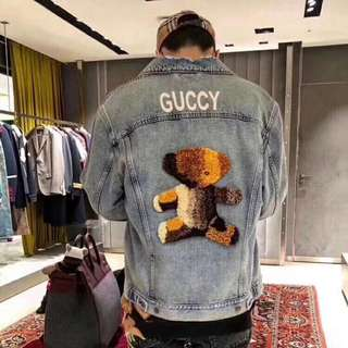 Gucci jeans coat