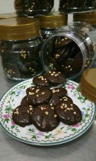 Homemade Brownies cookies