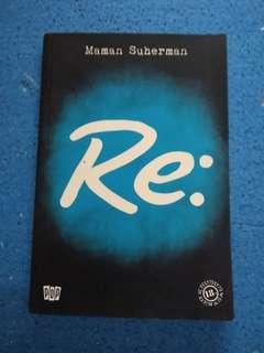 Novel RE by Maman Suherman
