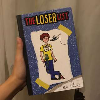 The Loser List By H.N. Kowitt