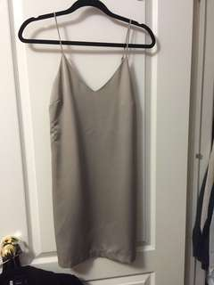 Dynamite slip dress