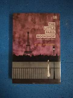 Novel The Little Paris Bookshop by Nina George