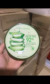 Brand new nature republic aloe vera asli korea