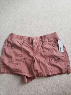 Women's Sonoma Goods for life Comfort waist utility shorts