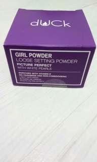 dUCk Girl Powder