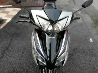 Honda Wave Dash 110 (2 DISC)