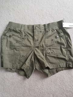Women's sonoma foods for life comfort waist utility shorts