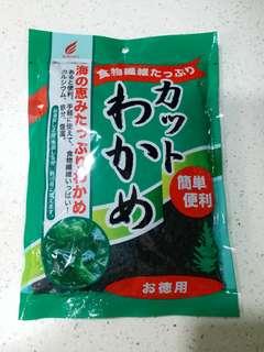 日本即食海藻懶人菜