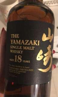 全場最平 山崎18年 響 威士忌