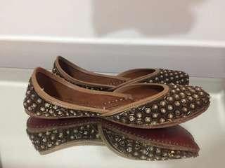 Punjabi shoes from India