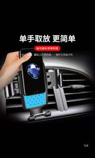 Car gravity phone holder 重力汽車手机支架