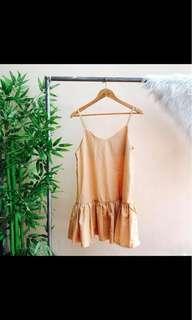 Tie up Dress