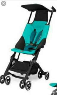 Pockit plus Stroller