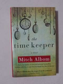 [Hardcover] The Time Keeper - Mitch Albom