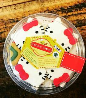 TOPLES COOKIES HELLOKITTY
