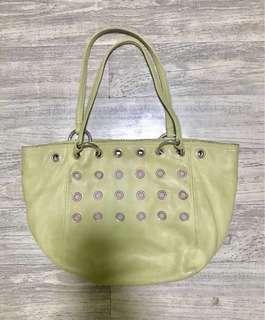 Fiorucci pure leather bag