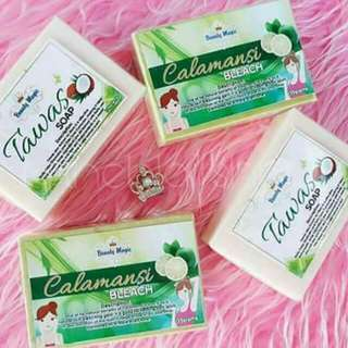 TAWAS AND CALAMANSI SOAP