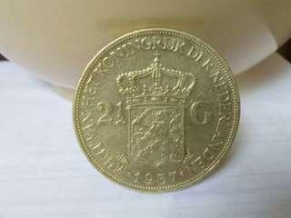 Nederland Silver Coin