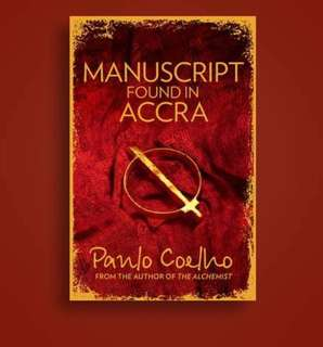 Manuscript Found in Accra- Paulo Coelho