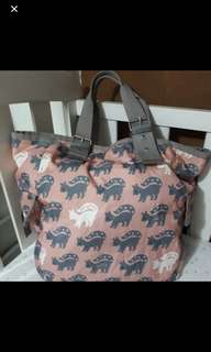 Repriced!!Lesportsac Limited edition tote bag