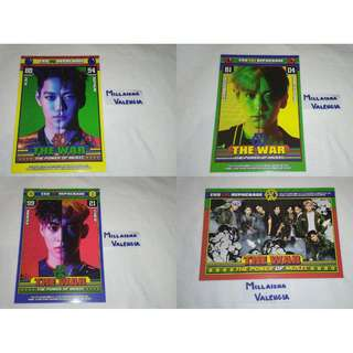 EXO Power CD and PCs