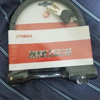 🚚 全新 Yamaha 原廠 機車大鎖