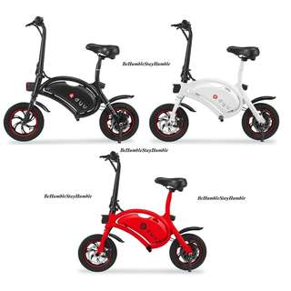 DYU Deluxe E-Scooter - 36V 10.4AH