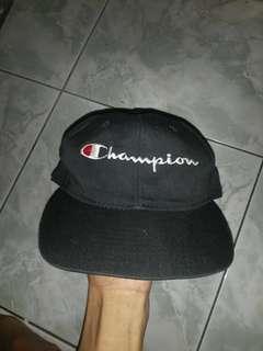 Champion snapback