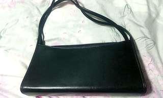 Perlini Black Handbag