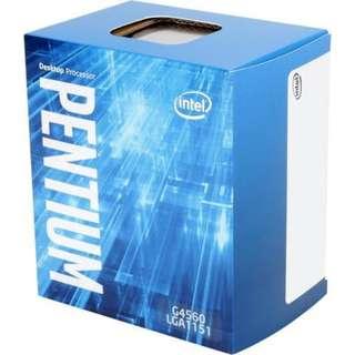 🚚 Intel® Pentium® Processor G4560 3M Cache, 3.50 GHz