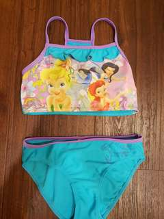 Swimwear Tinkerbell (for 5 yr old)