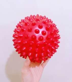 🚚 小公主♥按摩球小刺球安全球玩具球健身球減肥球充氣球訓練球