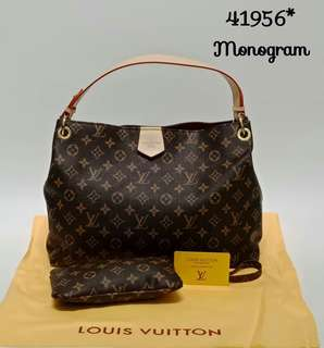 Louis Vuitton Graceful PM Monogram