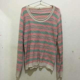 Sweater Cewe Pink no brand