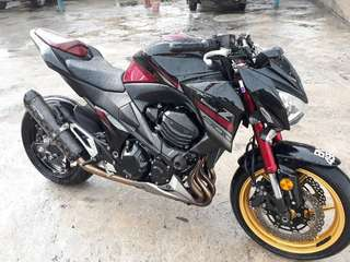2016 ABS Z800 🇲🇾 Malaysia/ Cont Loan/ Sambung bayar/ Condition Like NEW/ Low Monthly‼️ Low Balance‼️ Read Description Below