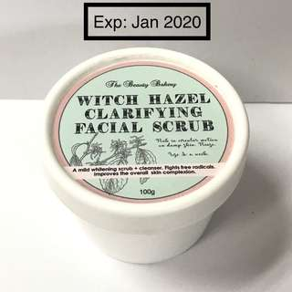 Beauty Bakery Witch Hazel Scrub — 180 — 98%