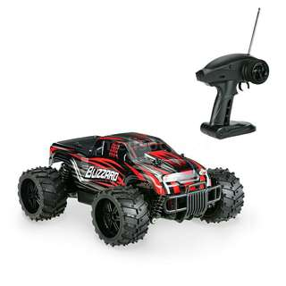 S727 27MHz 1/16 20km/h High Speed Off-road Four Wheel Drive Monster