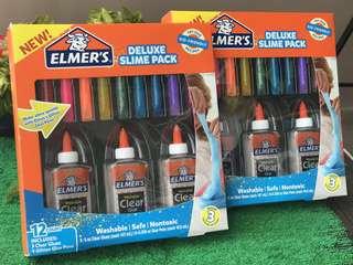 *Last Set* Elmer's Deluxe Slime Pack