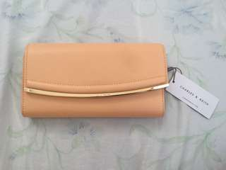 AUTHENTIC CHARLES&KEITH WALLET