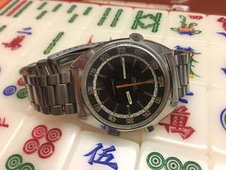 Omega Seamaster Chronostop with Inner Rotatable Bezel Large Size